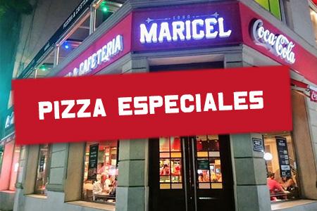 PIZZA ESPECIALES